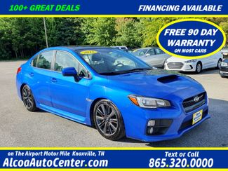 2015 Subaru WRX Limited AWD 6M Smart Key/ Navi/ Leather/Sunroof/ in Louisville, TN 37777
