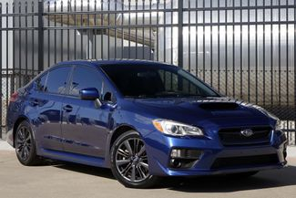 2015 Subaru WRX Sedan* Manual* BU Cam* | Plano, TX | Carrick's Autos in Plano TX