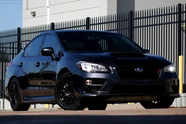 2015 Subaru WRX Manual* Only 66k mi* AWD* EZ Finance** | Plano, TX | Carrick's Autos in Plano TX