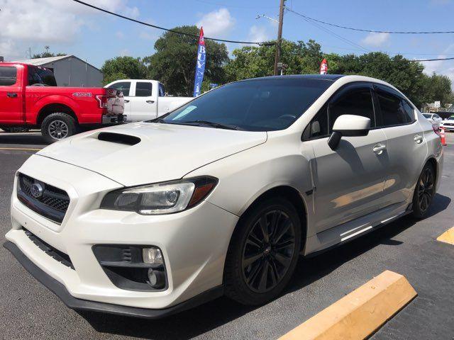 2015 Subaru WRX Limited in San Antonio, TX 78212