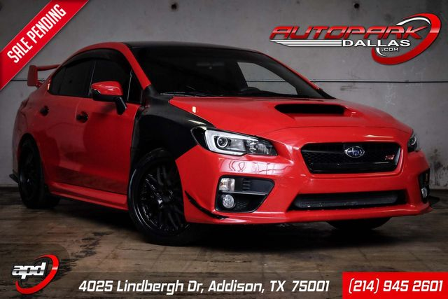 2015 Subaru WRX STI Big Turbo Carbon Fiber w/ Many Upgrades