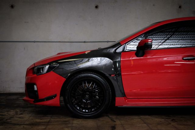2015 Subaru WRX STI Big Turbo Carbon Fiber w/ Many Upgrades in Addison, TX 75001