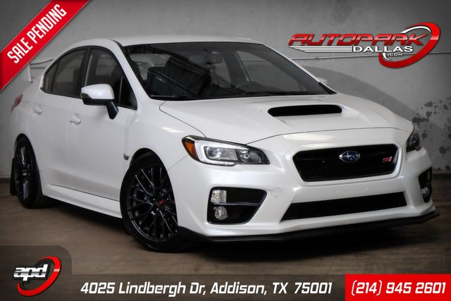 2015 Subaru WRX STI w/ MANY Upgrades in Addison, TX 75001