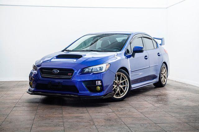 2015 Subaru WRX STI Launch Edition in Addison, TX 75001