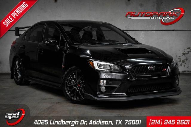 2015 Subaru WRX STI w/ Upgrades