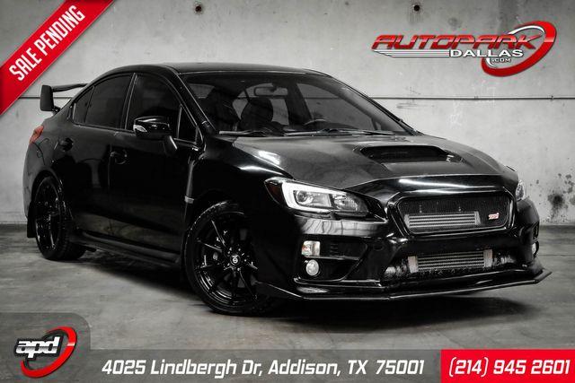 2015 Subaru WRX STI Limited w/ Upgrades