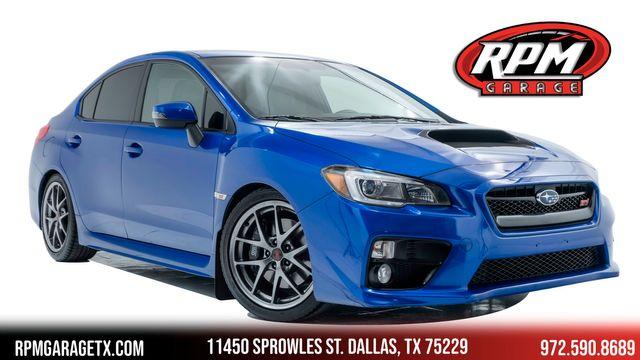 2015 Subaru WRX STI Limited with Many Upgrades in Dallas, TX 75229