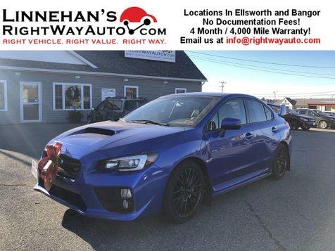 2015 Subaru WRX STI  in Bangor