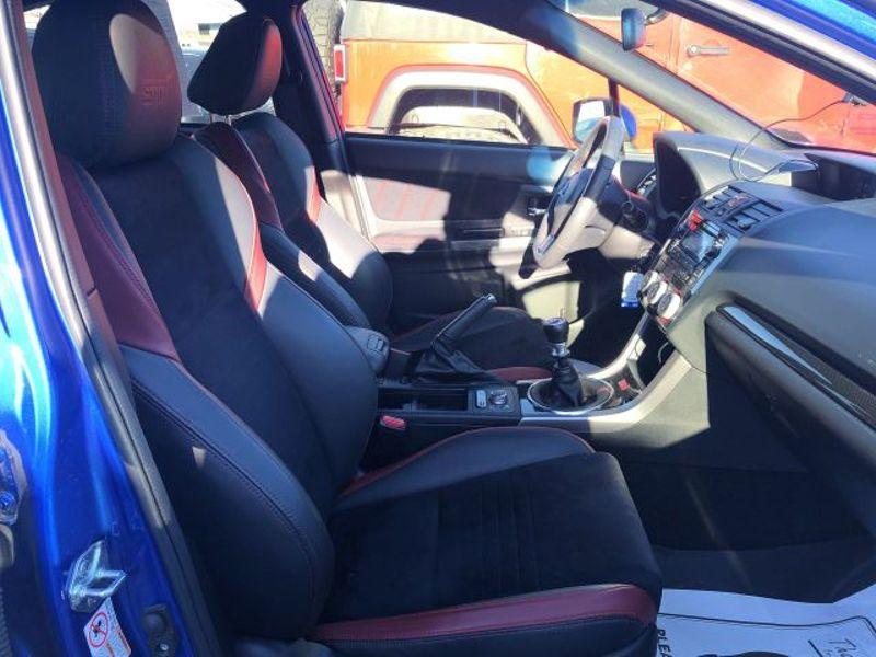 2015 Subaru WRX STI   in Bangor, ME