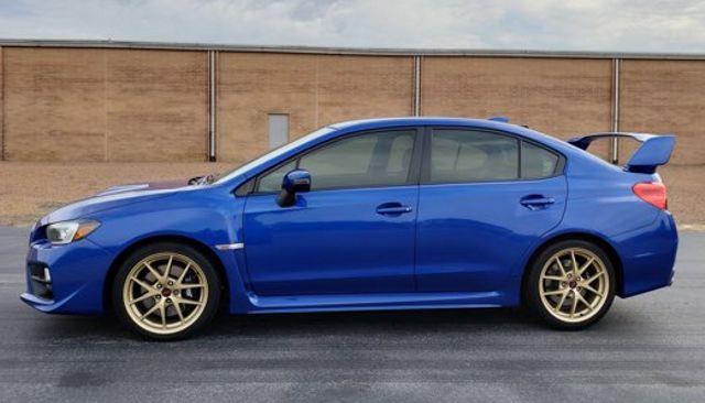 2015 Subaru WRX STI Launch Edition in Hope Mills, NC 28348