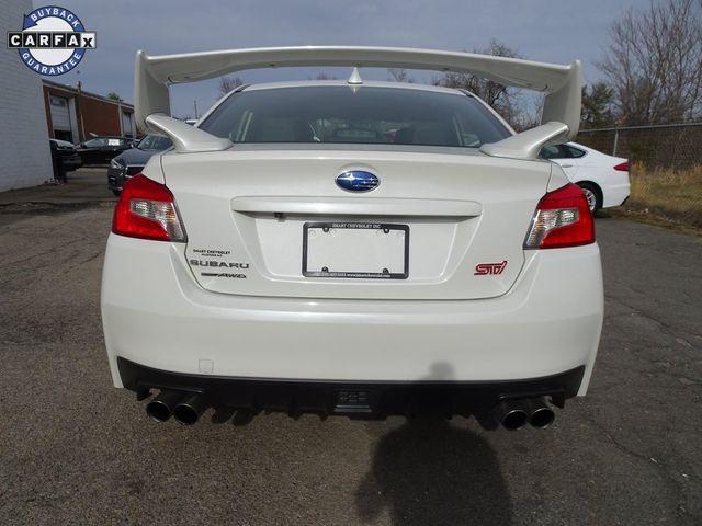 2015 Subaru WRX STI Limited Madison, NC 2