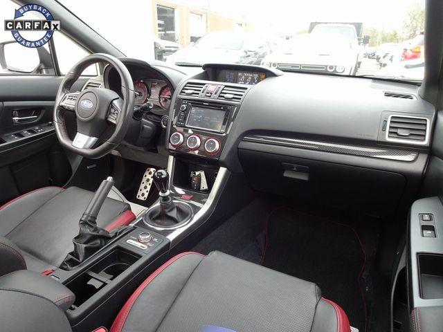 2015 Subaru WRX STI Limited Madison, NC 38
