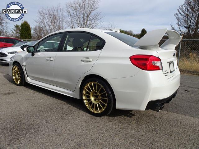2015 Subaru WRX STI Limited Madison, NC 3