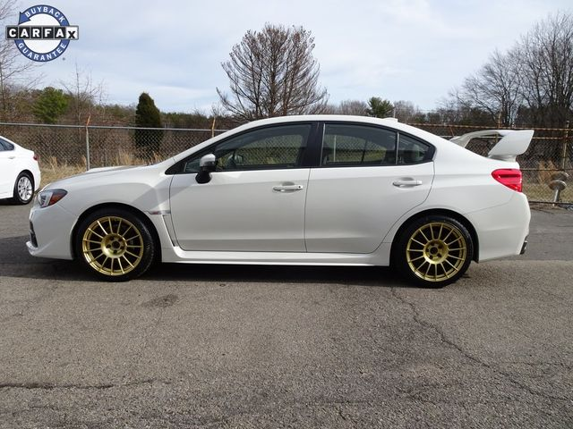 2015 Subaru WRX STI Limited Madison, NC 4
