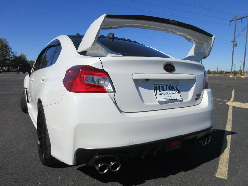 2015 Subaru WRX STI AWD 1-owner  Fultons Used Cars Inc  in , Colorado