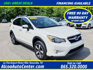 2015 Subaru XV Crosstrek Hybrid AWD Touring AWD Leather/Sunroof/Navigation in Louisville, TN 37777
