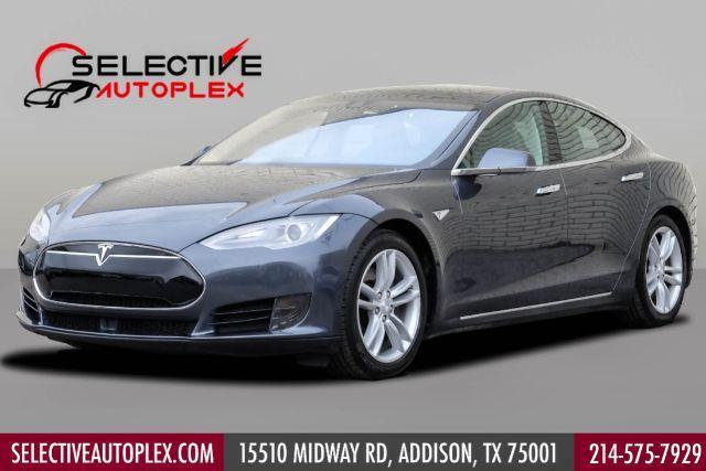 "2015 Tesla Model S 70D ""AWD"" ""AutoPilot"" in Addison, TX 75001"
