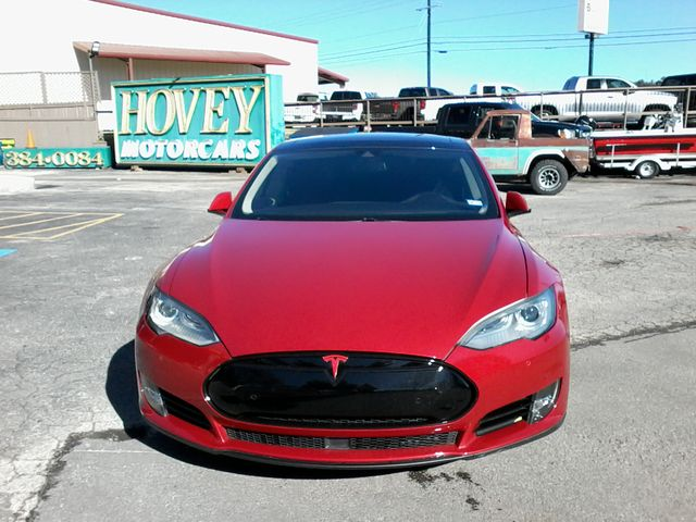 2015 Tesla Model S P85D Dual Drive Motor Boerne, Texas 11