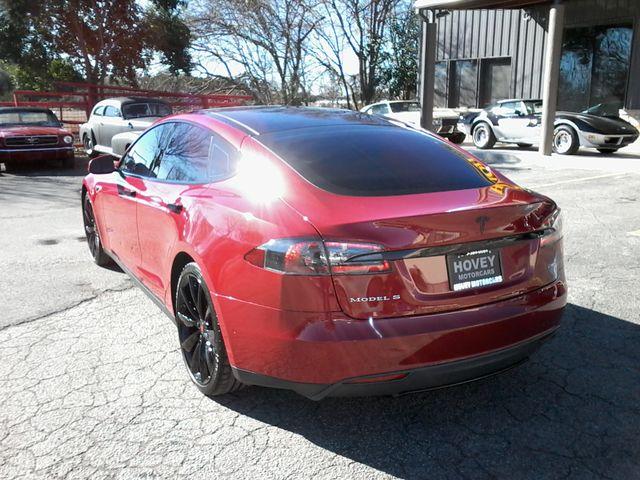 2015 Tesla Model S P85D Dual Drive Motor Boerne, Texas 13