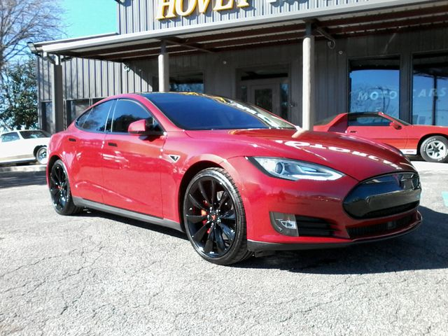 2015 Tesla Model S P85D Dual Drive Motor Boerne, Texas 1