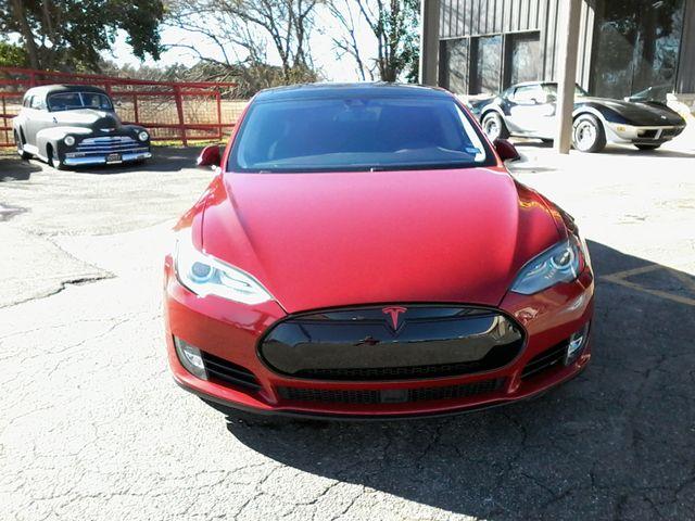 2015 Tesla Model S P85D Dual Drive Motor Boerne, Texas 2
