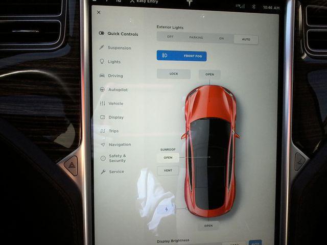 2015 Tesla Model S P85D Dual Drive Motor Boerne, Texas 29