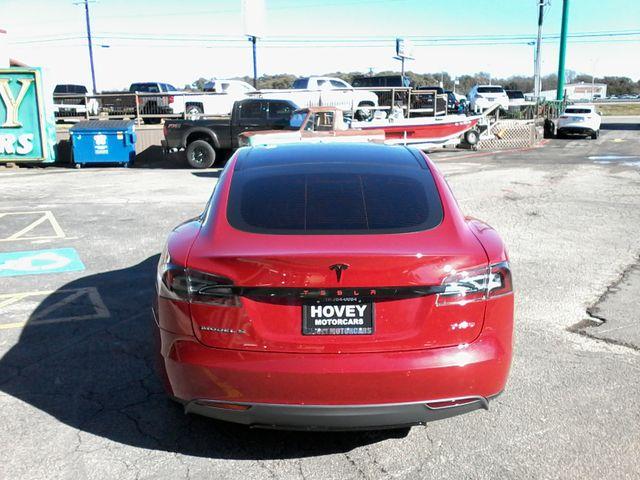 2015 Tesla Model S P85D Dual Drive Motor Boerne, Texas 4