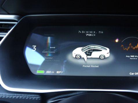 2015 Tesla Model S 70D **AWD** NAVIGATION & BACK UP CAMERA-AUTOPILOT  in Campbell, CA