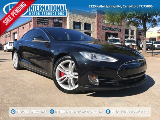 2015 Tesla Model S P90D ONE OWNER