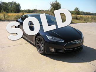 2015 Tesla Model S P85D W/LUDICROUS MODE in Chesterfield, Missouri 63005