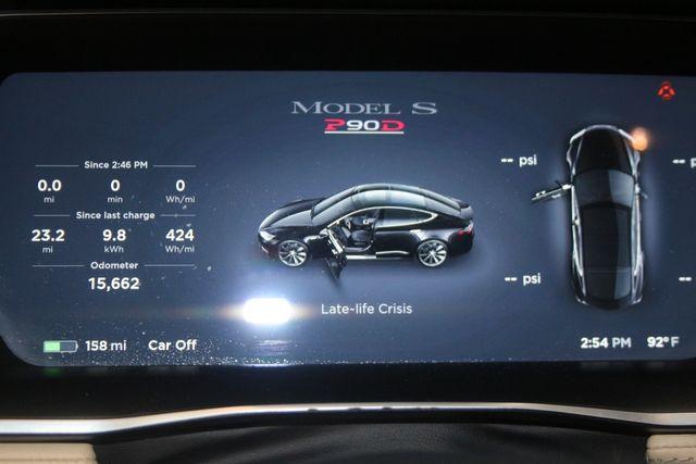 2015 Tesla Model S P90D Houston, Texas 33