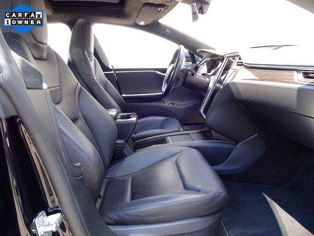 2015 Tesla Model S 85D Madison, NC 44
