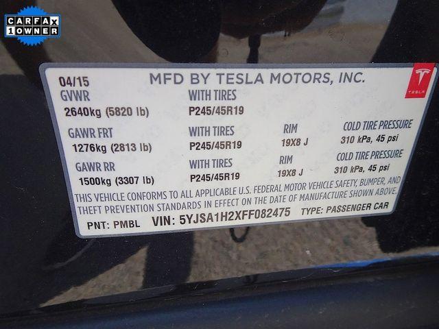 2015 Tesla Model S 85D Madison, NC 52