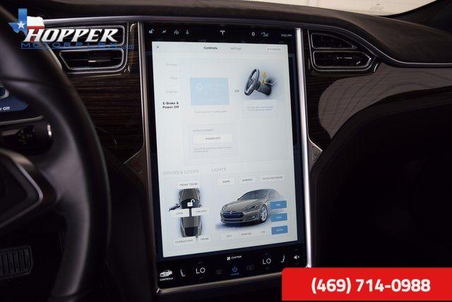 2015 Tesla Model S 90D HPA in McKinney Texas, 75070