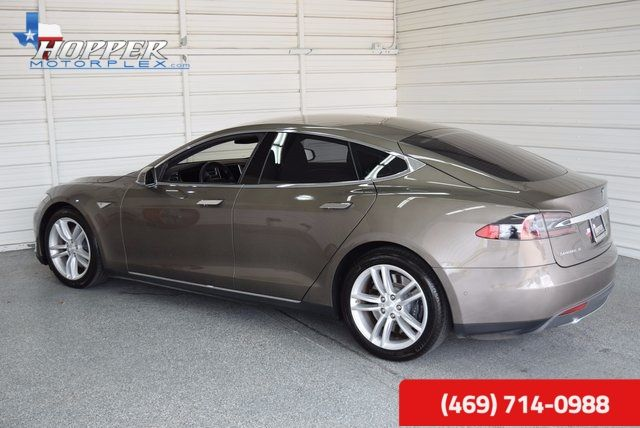 2015 Tesla Model S 90D HPA in McKinney, Texas 75070