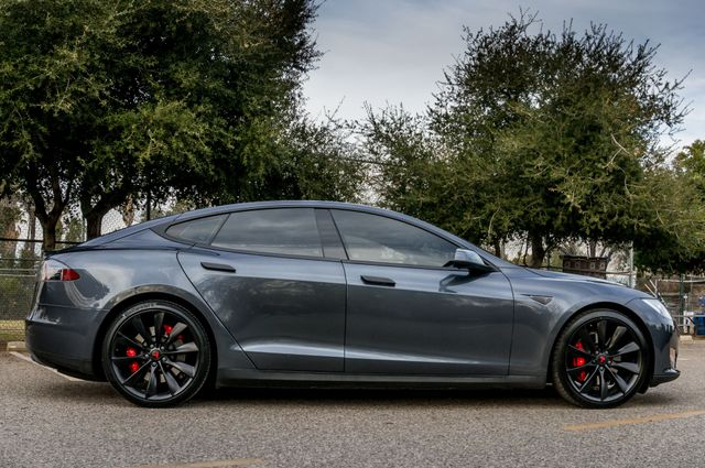 "2015 Tesla Model S 70D - AUTOPILOT - 21"" WHEELS - PREMIUM SOUND Reseda, CA 5"