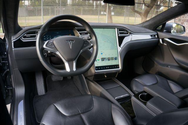 "2015 Tesla Model S 70D - AUTOPILOT - 21"" WHEELS - PREMIUM SOUND Reseda, CA 19"