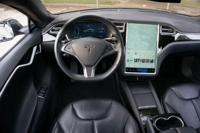 "2015 Tesla Model S 70D - AUTOPILOT - 21"" WHEELS - PREMIUM SOUND Reseda, CA 21"