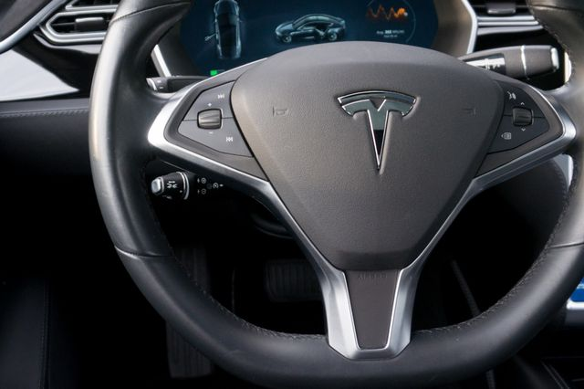 "2015 Tesla Model S 70D - AUTOPILOT - 21"" WHEELS - PREMIUM SOUND Reseda, CA 22"