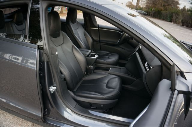 "2015 Tesla Model S 70D - AUTOPILOT - 21"" WHEELS - PREMIUM SOUND Reseda, CA 30"