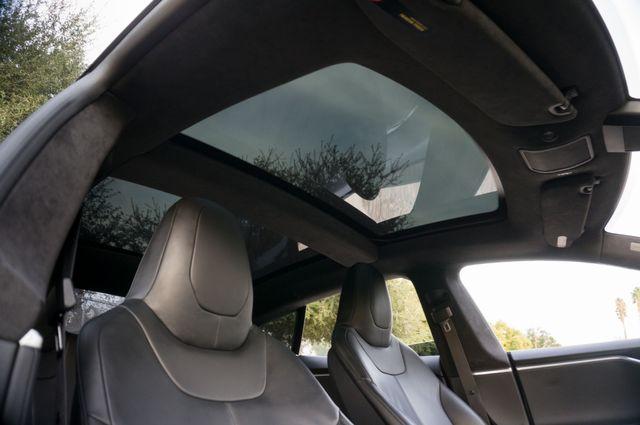 "2015 Tesla Model S 70D - AUTOPILOT - 21"" WHEELS - PREMIUM SOUND Reseda, CA 36"