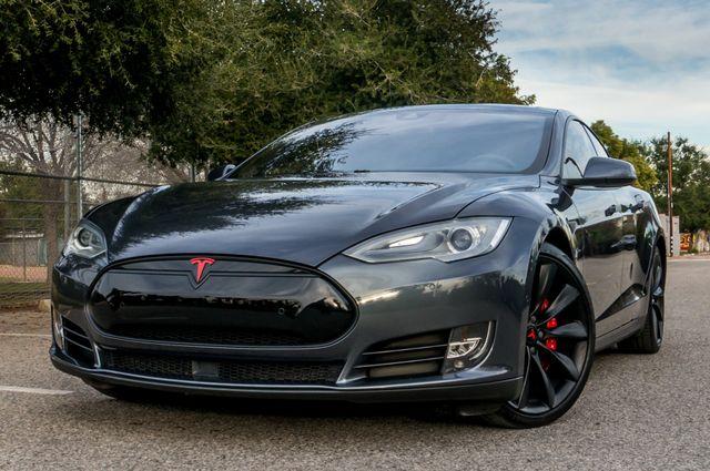 "2015 Tesla Model S 70D - AUTOPILOT - 21"" WHEELS - PREMIUM SOUND Reseda, CA 3"