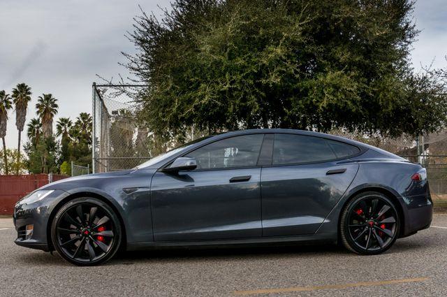 "2015 Tesla Model S 70D - AUTOPILOT - 21"" WHEELS - PREMIUM SOUND Reseda, CA 6"