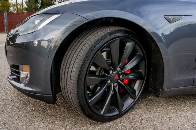 "2015 Tesla Model S 70D - AUTOPILOT - 21"" WHEELS - PREMIUM SOUND Reseda, CA 13"