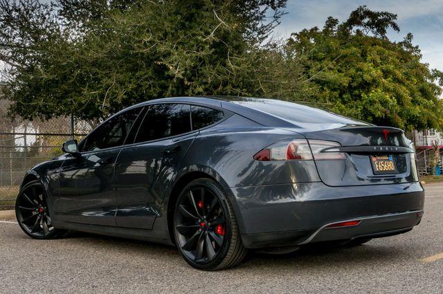 "2015 Tesla Model S 70D - AUTOPILOT - 21"" WHEELS - PREMIUM SOUND Reseda, CA 7"