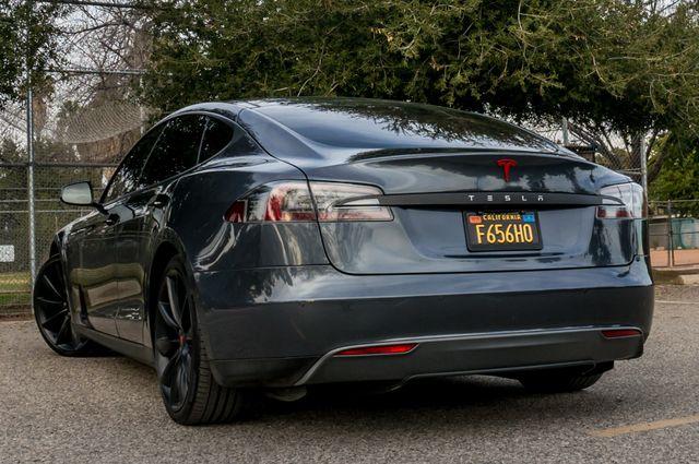"2015 Tesla Model S 70D - AUTOPILOT - 21"" WHEELS - PREMIUM SOUND Reseda, CA 8"