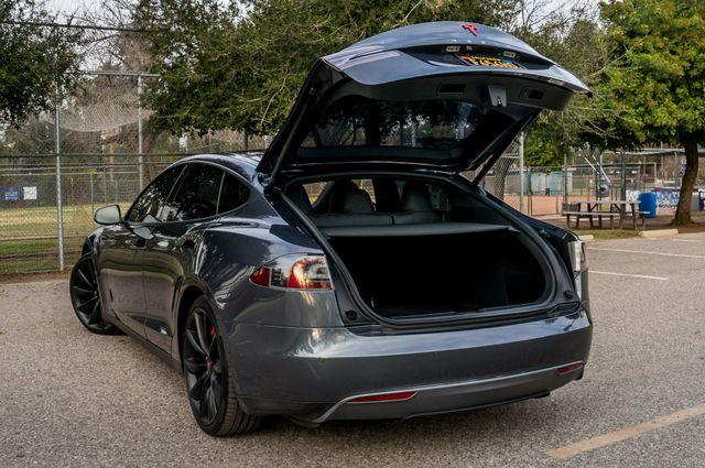 "2015 Tesla Model S 70D - AUTOPILOT - 21"" WHEELS - PREMIUM SOUND Reseda, CA 11"