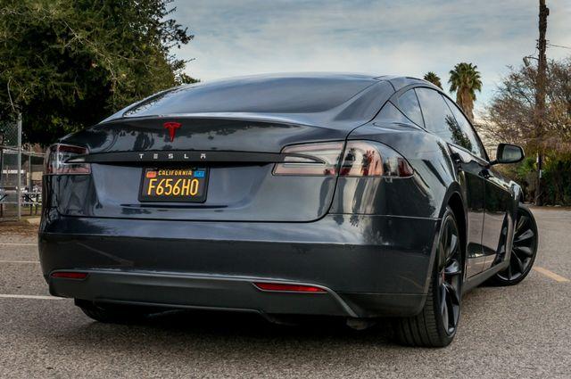 "2015 Tesla Model S 70D - AUTOPILOT - 21"" WHEELS - PREMIUM SOUND Reseda, CA 10"