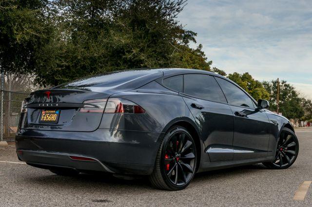 "2015 Tesla Model S 70D - AUTOPILOT - 21"" WHEELS - PREMIUM SOUND Reseda, CA 9"