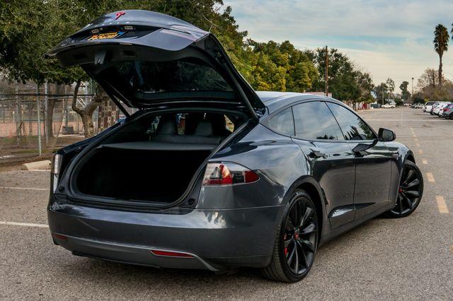 "2015 Tesla Model S 70D - AUTOPILOT - 21"" WHEELS - PREMIUM SOUND Reseda, CA 12"